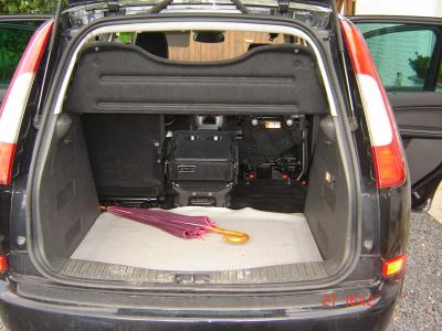Ford focus c max a vendre int rieur c max vendre for Ford s max photos interieur