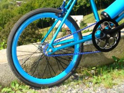 Fixie 20&quot; de la marque Tricksie version limit