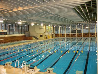 La piscine l o lagrange toac finswimming toulouse for Piscine leo lagrange