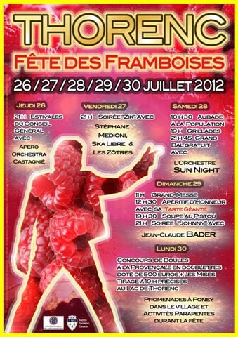 Vendredi 27 Juillet 2012