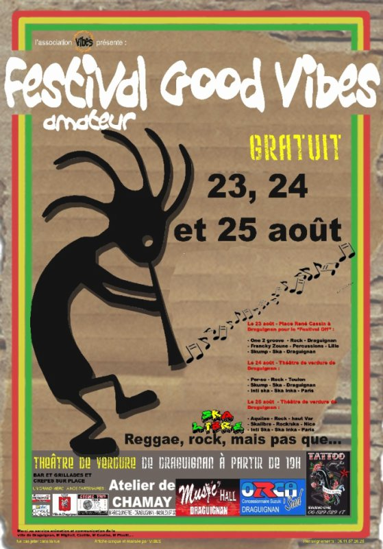 Samedi 25 Aout 2012
